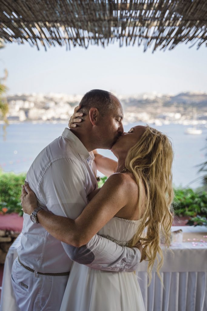 máltai esküvő