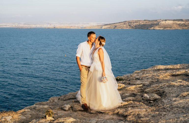 Álomesküvő máltán