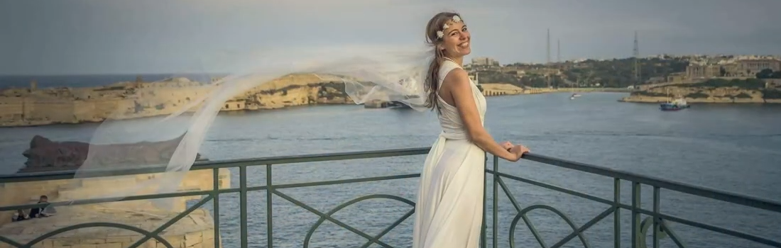 Kreatív fotózás Málta fővárosában